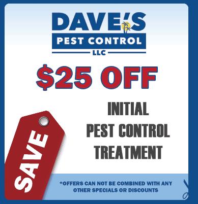 Dave S Pest Control Your Go To Exterminator